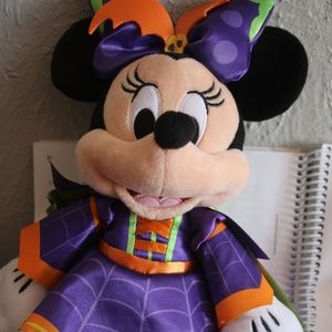 Minnie Mouse Halloween Edition Plush